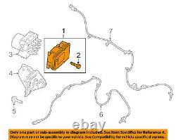 FORD OEM ABS Anti-Lock Brake System-Control Module DT4Z2C219B