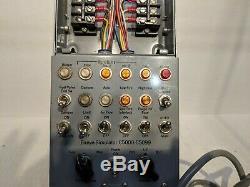 Fireye Honeywell Flame Burner Furnace Control Module 120VAC Test System Diagnose