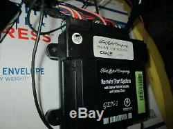 Ford Remote Start System Control Module F150 7L3J-19G367-AA Keyless Entry Deluxe