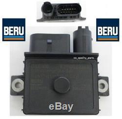 GENUINE BERU BMW CONTROL UNIT GLOW PLUG RELAY 3 E90 5 F10 7 X5 X6 3.0d 330d 530d