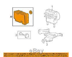 GM OEM ABS Anti-Lock Brake System-Control Module 19178838
