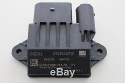 Glow Plug Timer Relay (Iss) fits MERCEDES E350 W212 3.0D 2009 on Beru Quality