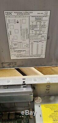 Hermes Vanguard 3400 V7200 ENGRAVER EP CONTROL MODULE IBM P75 SYSTEM DELL SCREEN