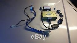 Hyundai Galloper IIWegfahrsperre/Motorsteuerung/ Zündschloss/Zündung Schlüssel