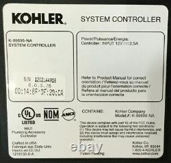 Kohler K-99695-NA / DTV+ System Controller Module with Power and Cable VGC