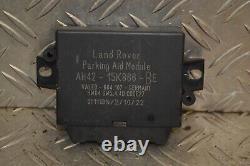 LAND ROVER DISCOVERY IV Steuergerät Modul Einparkhilfe Parking Aid AH4215K866BE