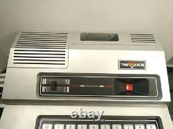 MAGNAVOX ODYSSEY 2 with VOICE MODULE Tested & Works + 2 Controls AC Adapter