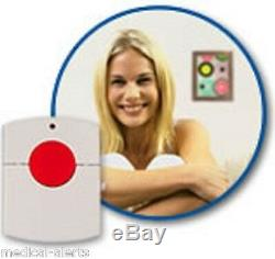 MEDICAL ALERT SYSTEM PANIC BUTTONS- you get 5 BUTTONS