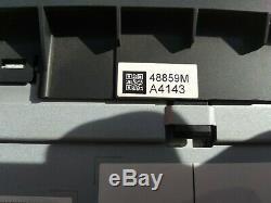 MERCEDES BENZ E Class W212 C207 OEM ORIGINAL HEAD UNIT CHANGER high