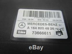 MERCEDES M-KLASSE (W164) ML Steuergerät A1648204826 Heckklappe