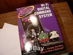 MTH DCS WiFi REMOTE CONTROL SYSTEM digital command TIU WIU smart phone 50-1036