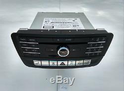Mercedes Benz Cla Class W117 Gla W156 Oem Set Display 8 / Head Unit Ntg51 CD