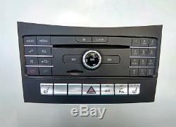 Mercedes Benz E C207 Cls C218 Oem Original Head Unit Ntg51 CD