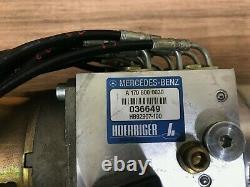 Mercedes Benz Oem R170 Slk230 Slk320 Slk32 Convertible Top Motor Pump 97-04 2