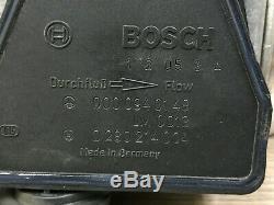 Mercedes Benz Oem W124 W140 R129 S420 S500 500sel Bosch Mass Air Flow Sensor
