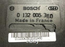 Mercedes Benz Oem W140 S320 S420 S500 S600 Door Locking Vacuum Pump 11 92-97
