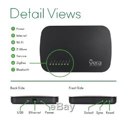 MiCasaVerde Vera PLUS Z-Wave Home Automation Controller VERAEDGE System Control