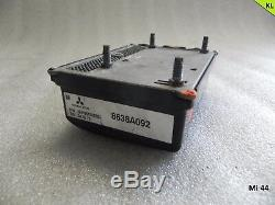 Mitsubishi Outlander III Hybrid CVT 2.0i Steuergerät 8638A092 Control module