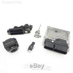 Motorsteuergerät Mercedes SLK R171 200 Kompressor A2711539779 ECU