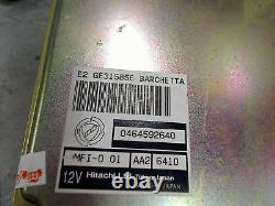 Motorsteuergerät Steuergerät Wegfahrsperre Zündschloss 46734570 Fiat Barchetta
