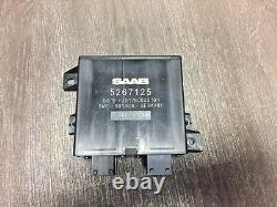 New unused Saab 95 Parking assistance system ECU 5267125