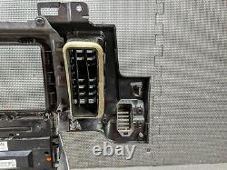OEM 2009-2012 Ford Flex GPS Radio AC Climate Control Dash Panel