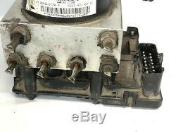 OEM 98-01 Mercedes W163 ML320 ANTI LOCK BRAKE SYSTEM ABS PUMP CONTROL MODULE