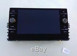 Oem Volkswagen 5g Discover Mib2 Touchscreen Display LCD 8