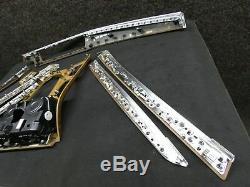 Original BMW 5er F10 F11 Dekorleisten Interieur Set 9206401