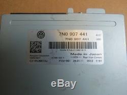 Original VW Sharan 7N Highline Steuergerät Rückfahrkamera M13311 7n0907441