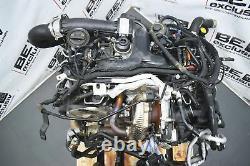 Original VW Touareg 7P 3.0 TDI CVW CVV Motor Rumpfmotor Komplett ENGINE