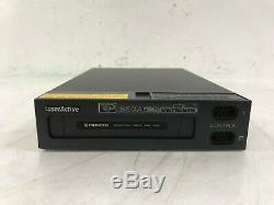 PIONEER LASERACTIVE PAC-S10 Control Pack Module Sega Genesis
