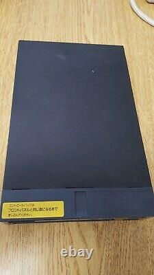 Pioneer Laseractive Sega MegaDrive CD Control Pack PAC-S1 Module Complete Boxed
