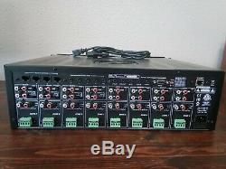 RTI AD-8x Audio Distribution System 8 Zone Amplifier