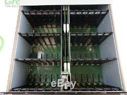 Read Dell EqualLogic PS6500 SAN iSCSI Storage System 2x Control Module 7 3x PSU
