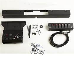 SPOD 6 Blue Switch Module Source System Mount Bracket 03-06 Jeep Wrangler TJ LJ
