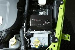 SPOD 6 Switch Blue Double LED Module & Source System 09-17 Jeep Wrangler JK