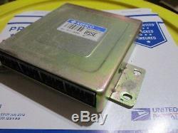 Santa Fe ECM ENGINE CONTROL MODULE COMPUTER PCM ECU POWER UNIT BRAIN BOX