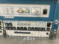 Timeline Lynx Time Code Module + System Supervisor Lynx 2 Keyboard Control Unit