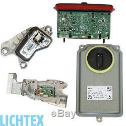 VOLL LED Scheinwerfer Modul Steuergerät Set Satz Rechts BMW 5er F10 F11 LCI NEU