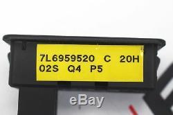 VW Touareg 7P elektrische Heckklappe Antriebseinheit Steuergerät 7P6959107C
