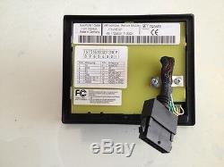 VW Touran Golf Plus Multimedia DVD CD Bedieneinheit Individual Blende 1T0035331