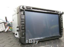 Volkswagen Passat Headunit Screen Gps Navigation A11