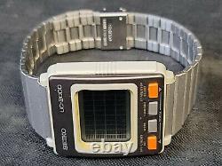 Vtg SEIKO Computer Watch Information System UC-2000 Wrist Module 2200 Controller