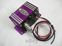 ZEX Universal Wet Nitrous System Kit Solenoid Control Module, Nozzle, 35-125HP