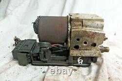 00 01 02 03 04 Module De Frein Antiblocage De La Pompe Ford F150 Abs 2000-2004 Yl34-2c346-af