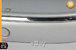 00-02 Mercedes W220 S500 S600 S55 Amg Pare-chocs Avant Moulure Gauche Côté Conducteur Oem