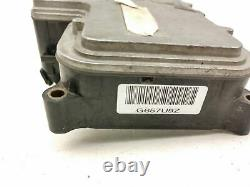 01-02 Chevy S10 Blazer Gmc Sonoma Abs Module De Contrôle Des Freins Antiblocage G657u9z