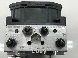 01-05 Bmw 330xi 325xi E46 Système De Frein Antiblocage Abs Module De Commande De Pompe Oem