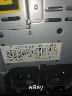 02-05 Système Audio Multi-fonction Mazda Miata Lecteur De Cassettes Radio Et Lecteur De Disques Compacts Oem Bose